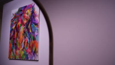 MIKI FUSEYA 独自の色彩感覚で、、